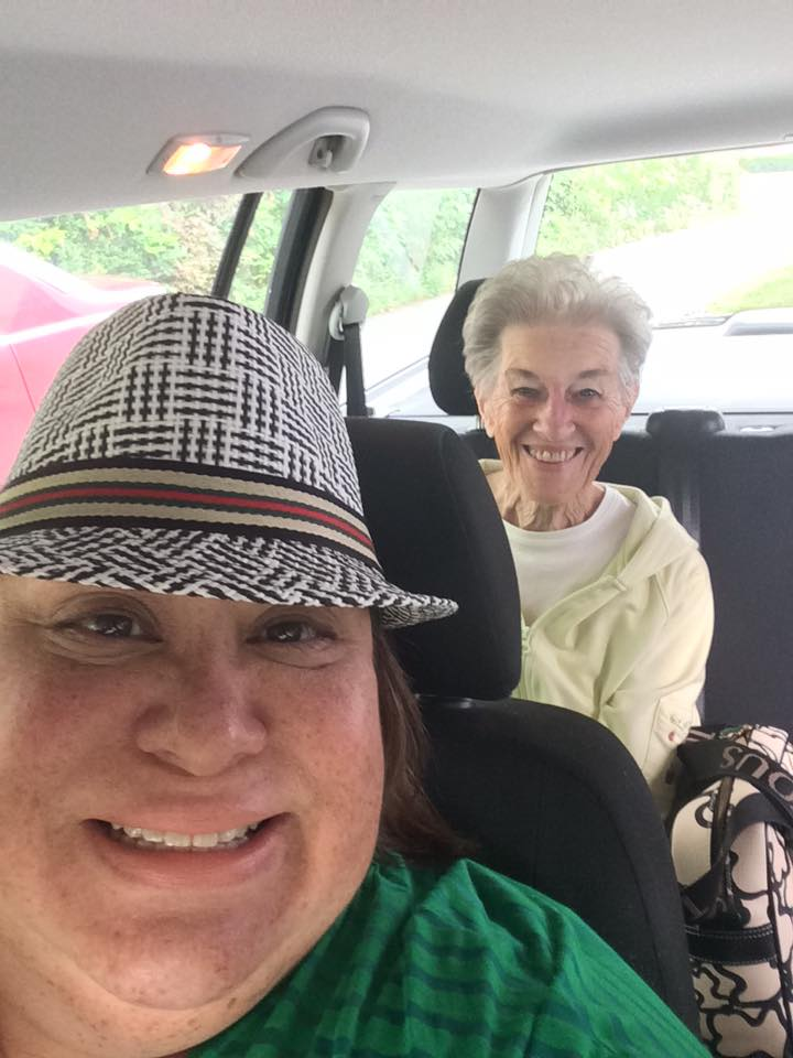 Field Trip with Geegee and Belinda 2016